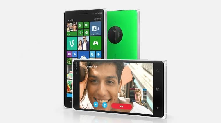 A Microsoft három új Lumia telefont mutatott be Berlinben kép