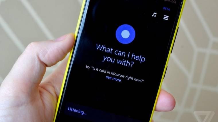 Cortana is lesz a Windows 9-ben kép