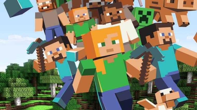 2,5 milliárdot fizet a Microsoft a Minecraft fejlesztőjéért kép