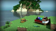 Okosórára portolták a Minecraftot kép