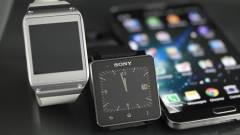 Android Wear-alapú okosórával készül a Sony kép