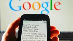 Már a dicsérő cikkeket is töröltetik a Google-lel kép