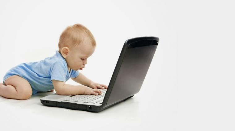 Az internet társadalmi hatásai - Online nemzedék kép