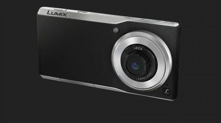 Egyhüvelykes szenzor és Leica lencse az új Panasonic-telefonban kép