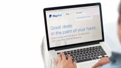 Már BitCoinnal is fizethetünk a Paypalon keresztül kép
