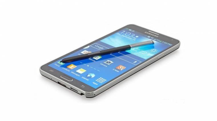 Bemutatták a Samsung Galaxy Note 4-et kép