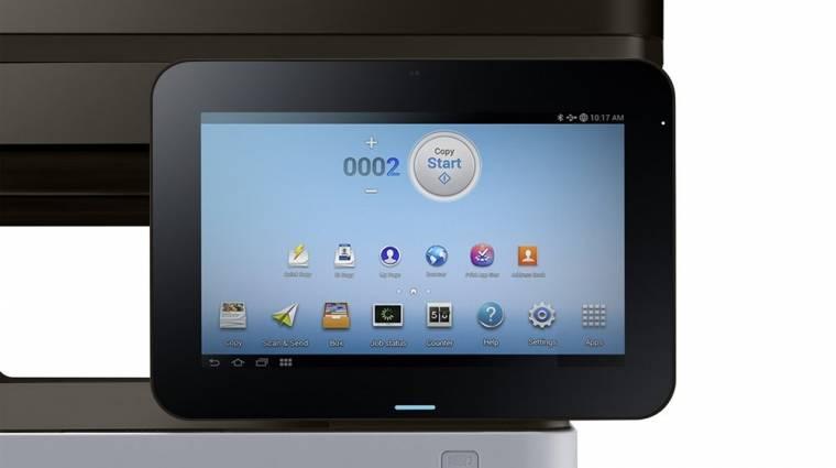 Androidos nyomtatók a Samsungtól kép