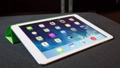 Már a jövő héten befuthat az iPad Air 2 kép