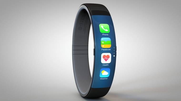 400 dollárba kerülhet az Apple viselhető eszköze kép
