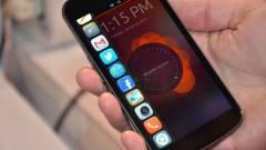 Működőképes a mobilos Ubuntu kép