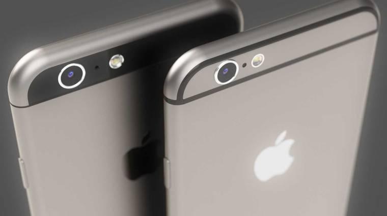 Zafírüveg nélkül jöhet az iPhone 6 kép