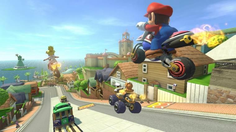 Keserédes hónapot zárt a Nintendo kép