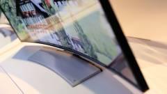 Ívelt monitorok - van értelmük? kép