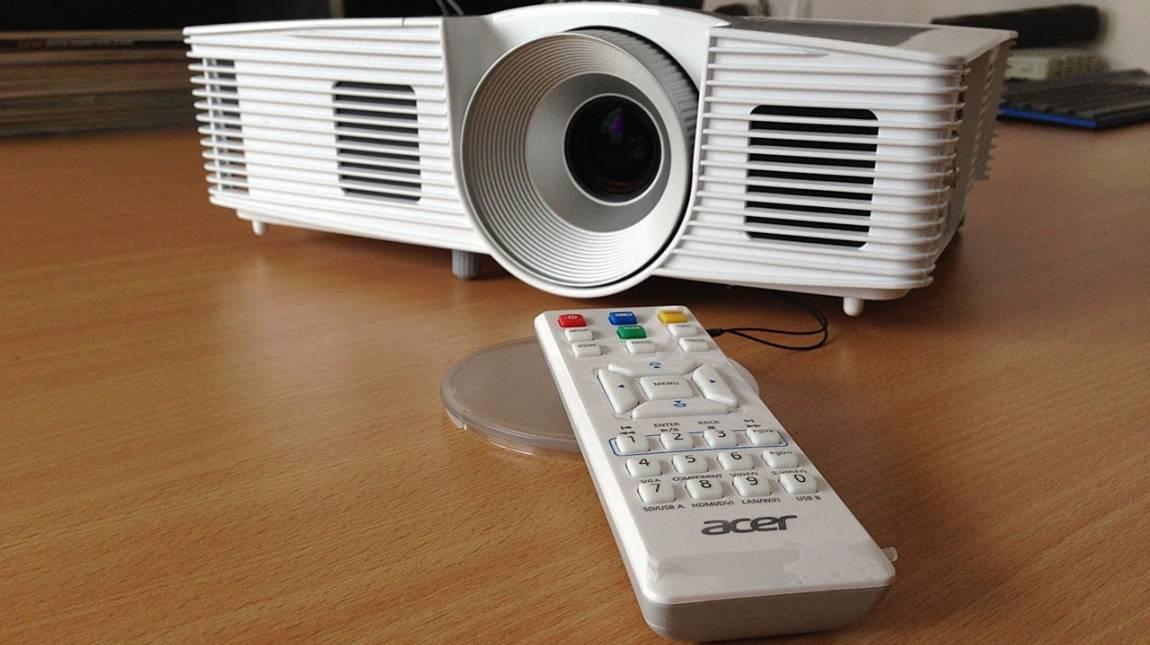 Blog - Acer H6520BD, projektor 3D játékra és filmezésre kép