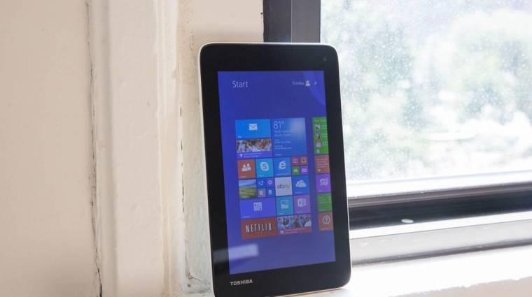 Komoly veszély az Androidra az olcsó Windows 8.1-es tablet kép