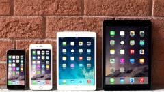 Mekkora legyen az új Apple kütyüd? kép