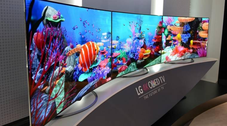 Mi jön a 4K-s OLED-tévék után? kép
