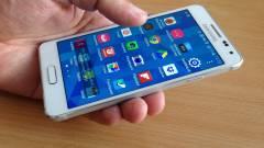 Samsung Galaxy Alpha - Ez még csak a kezdet kép