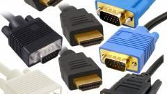 Monitorkábelek: útmutató a kábeldzsungelben kép