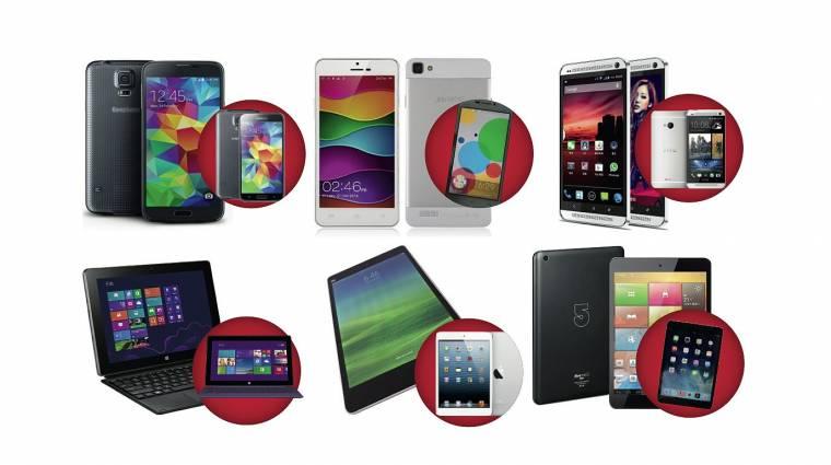 A legjobb okostelefon- és tabletkoppintások  kép