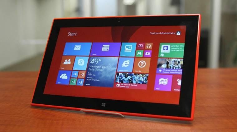 Meghalt a Nokia, frissült a Windows 10 - a hét legfontosabb a hírei kép