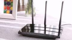 TP-Link Archer C7 router - Csúcssebesség