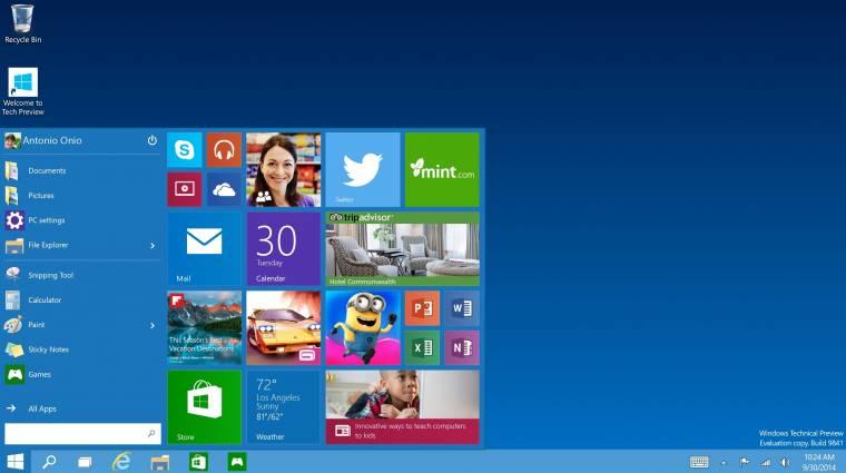 8 dolog, amit tudnod kell a Windows 10-ről  kép