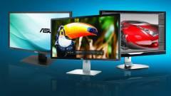Monitor ajánló - 5 jó választás kép