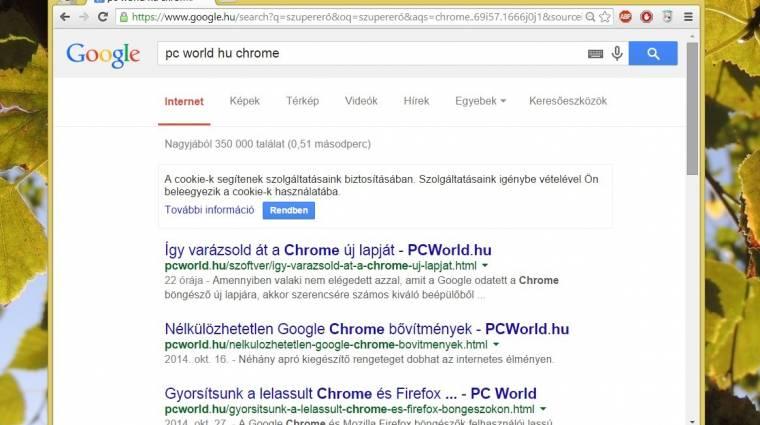 A Chrome címsorának legjobb trükkjei kép