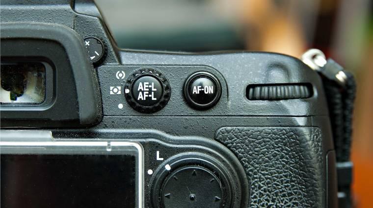 Ezért jó a DSLR géped hátlapi fókuszgombja kép