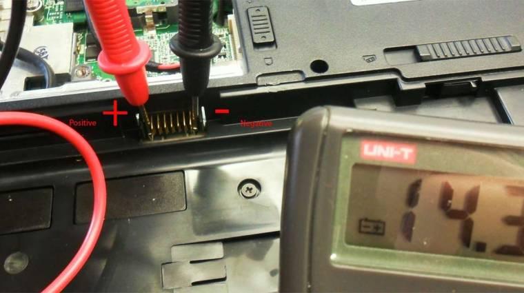 Mit tegyél, ha nem tölt a laptopod akkumulátora? kép
