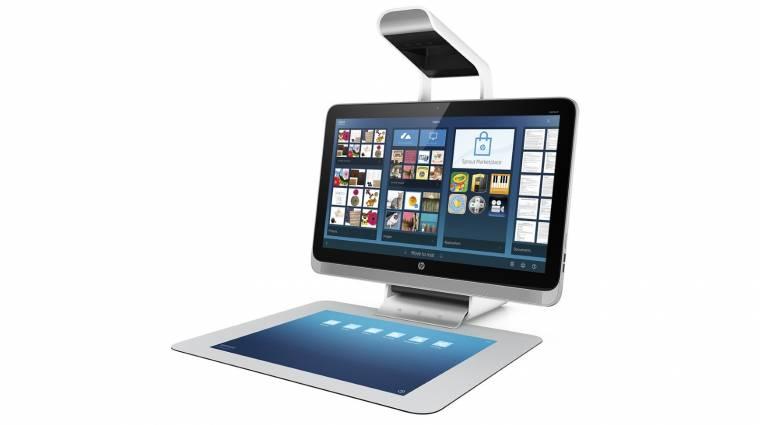 HP Sprout: az év legérdekesebb számítógépe? kép