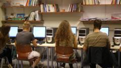 Így oktatnak a magyar középiskolák kép