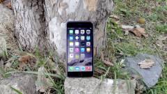 Apple iPhone 6 Plus teszt - Hatalmas alma kép