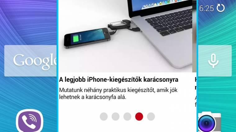 Így dolgozz osztott képernyőn egy Galaxy Note 4-en kép