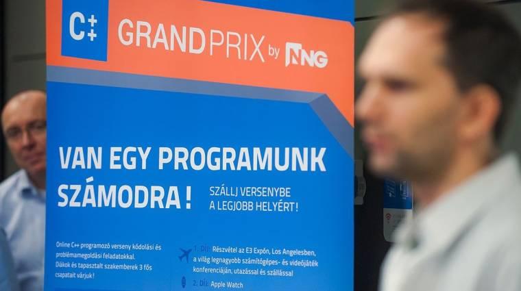 Pókerező robotok küzdelmével zárult az NNG programozóversenye kép