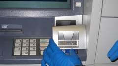 Így lophatják el a bankkártyánk adatait az ATM-nél kép