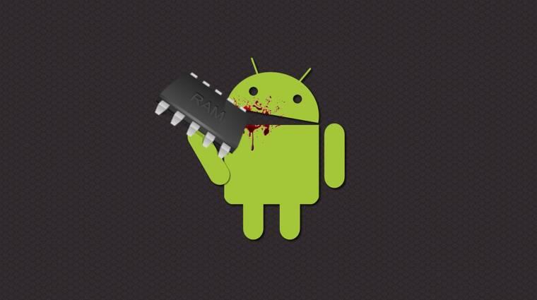 Így spórolj RAM-ot mobilodon kép