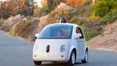 Cuki lett a Google aktuális robotautója kép