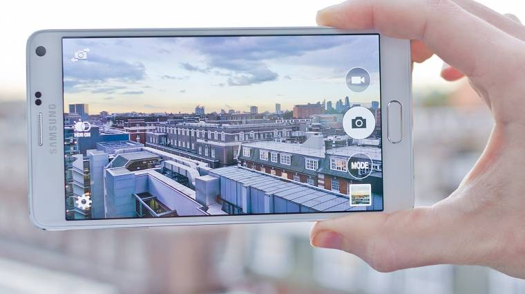 Így tölts le új fényképező-módokat a Galaxy Note 4-re és S5-re kép