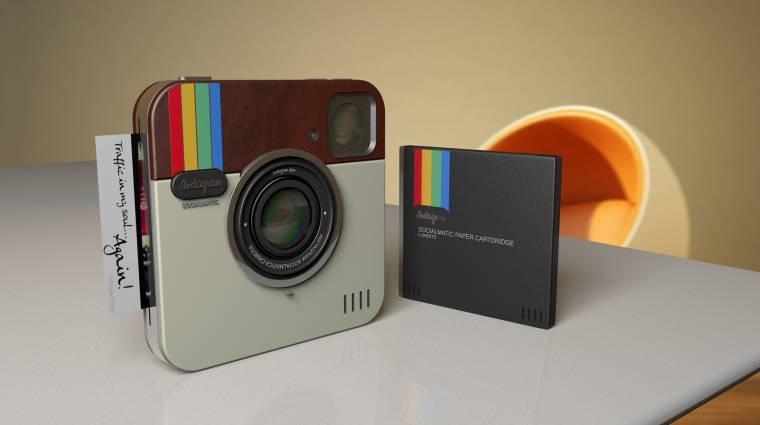 Polaroid régen és most kép