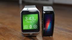 Android Wear vs. Samsung Gear okosórák kép