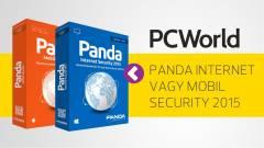 Panda Internet Security 2015 - színre lép a terminátor kép