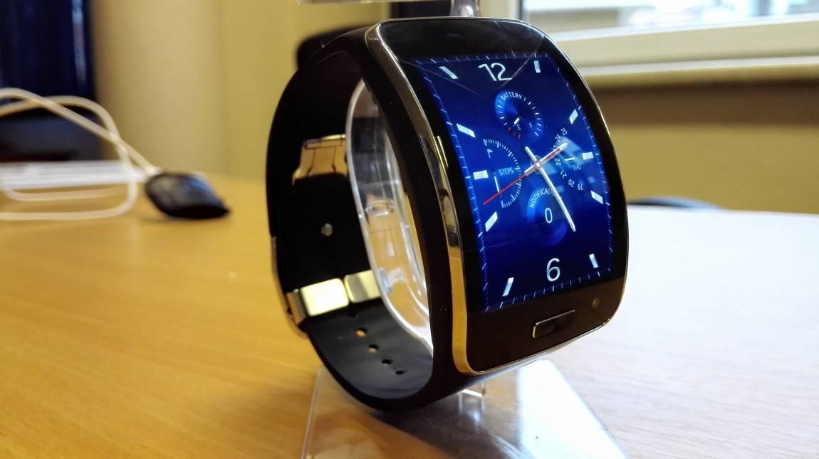 Samsung Galaxy Gear S - Szinte önálló kép