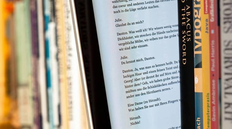 Megéri e-ink kijelzős könyvolvasót venni? kép