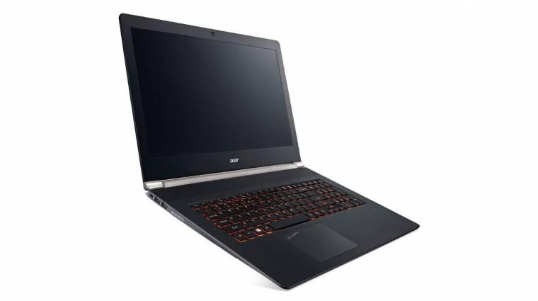 CES: nagy durranások az Acertől kép