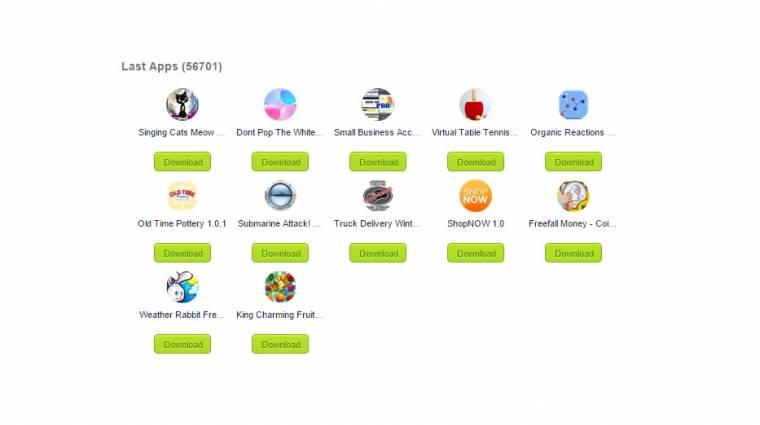 Így töltsünk le APK fájlokat a Play Áruházból kép