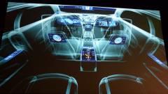 Így vezeti önmagát a jövő NVIDIA-autója kép
