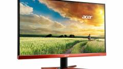 144 Hz-es IPS-monitorral villantott az Acer kép