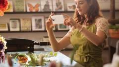 Így szelfizz a Samsung Galaxy Note 4-gyel kép